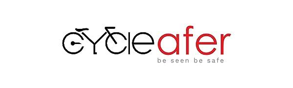 Cycleafer® Luz Bicicleta Recargable USB, GARANTÍA DE 3 años, Luz ...