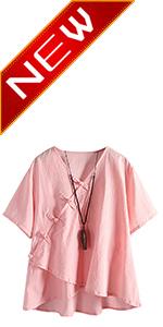 linen shirts women