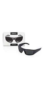 sport model grey lenses waterproof sunglasses bluetooth music listening