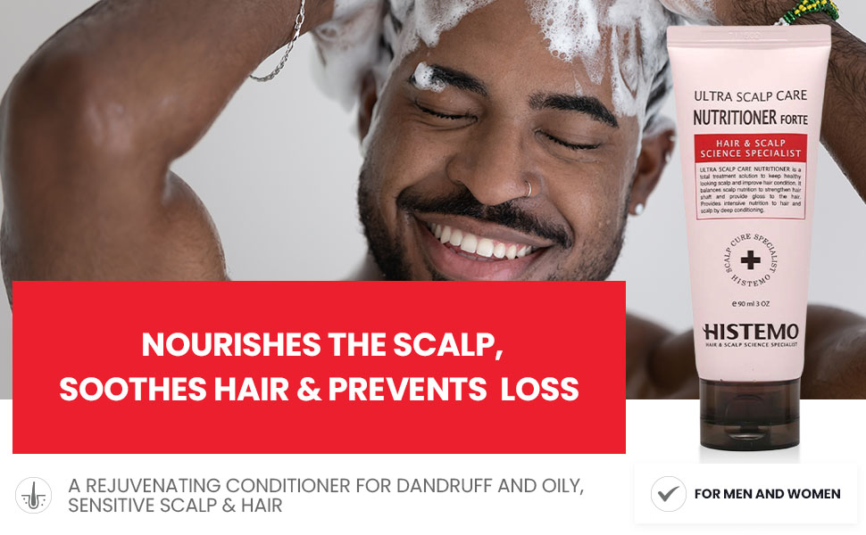Nourishes the Scalp, Soothes Hair amp; Prevents Loss