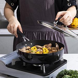 10-piece cookware sets