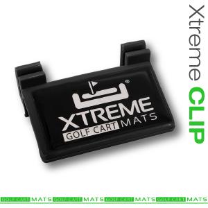black club car clip xtreme mats