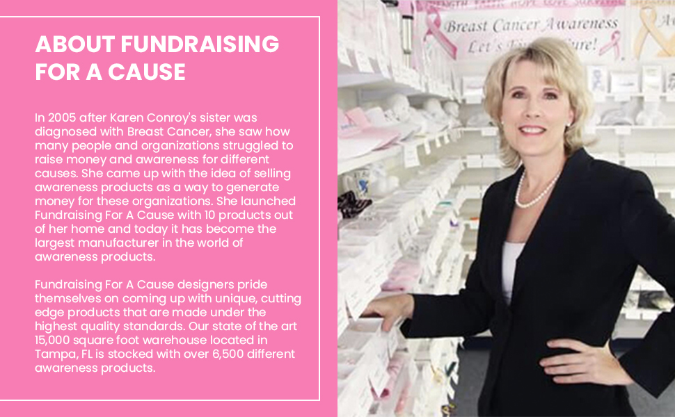 About Fundraising For A Cause