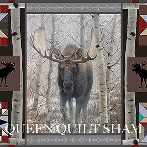 queen quilt shams