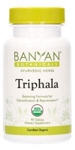 Banyan Botanicals Triphala Tablets