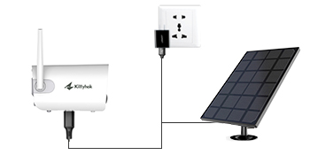 charging ways
