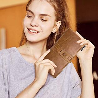 ROULENS Wallet for Women