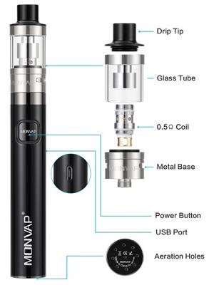 Complet Vape Pen Set