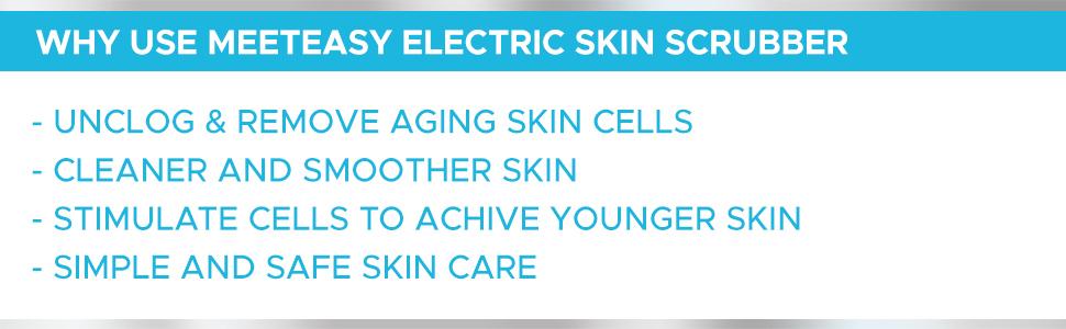 Electric Skin Scrubber