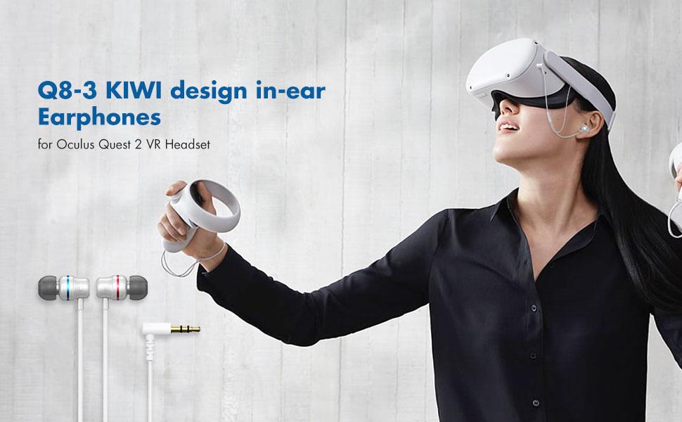 Oculus Quest 2 Écouteurs