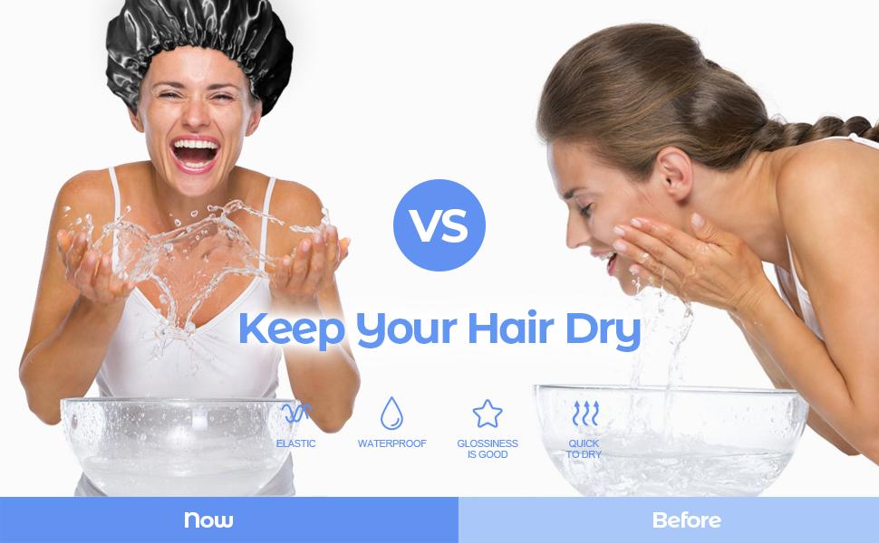 Keep Your Hair Dry