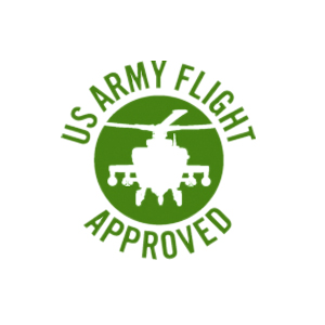 us army flight approved logo