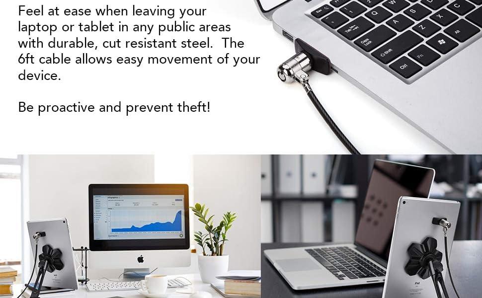 key lock for tablet