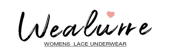 Wealurre Lace panties for Women