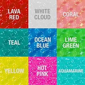 Variety of Colors