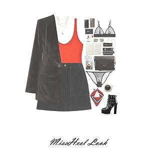 MissHeel Look
