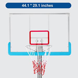 Poolside Basketball System