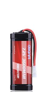 7.2v nimh battery