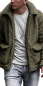 sherpa jacket fleece lined