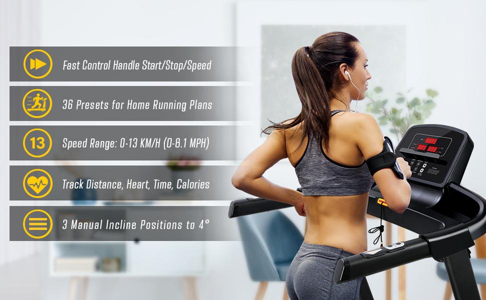 Multifuctional Treadmills