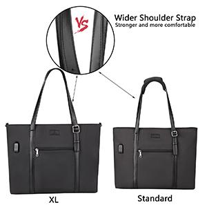 Wider Shoulder Strap