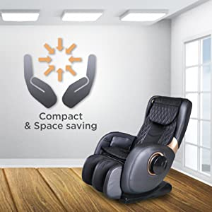 compact massage chair for home