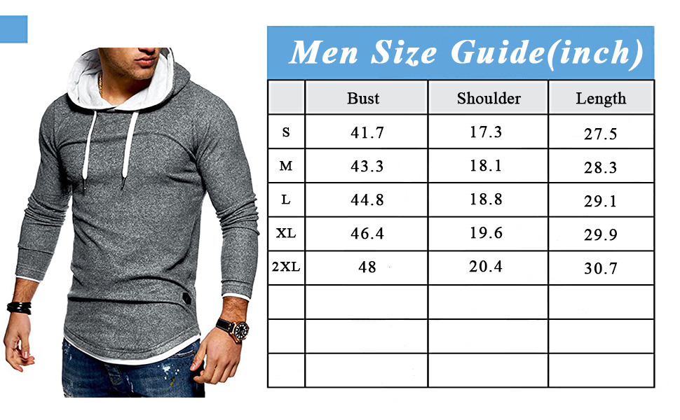 Hoodies for men with design