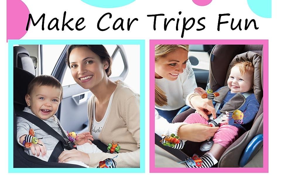 baby foot finder rattle socks wrist rattle toy girl boy infant newborn baby toys car seat travel