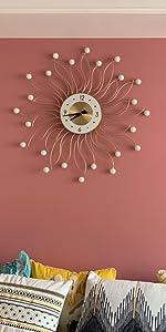 Stamen Clock