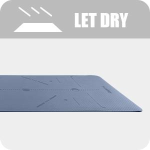 work out mat
