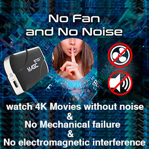 Magicstick no Fan no Noise