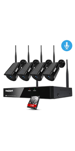 2MP WIFI SET SUPPORT Audio