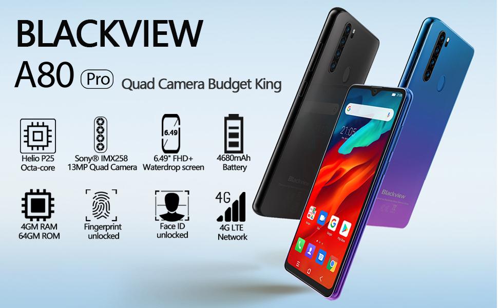 A80 Pro smartphone