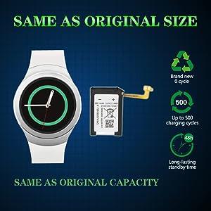 Samsung Galaxy Gear sport Battery