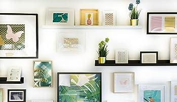 Innenarchitektur, Collagenfoto, Collagenfotorahmen, Multiaperturbilderrahmen, weißes Familienfoto