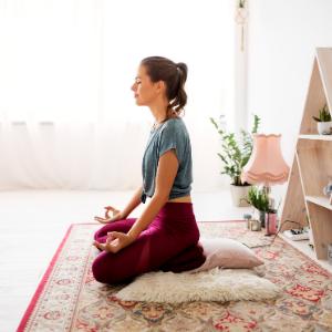 meditation peace purification