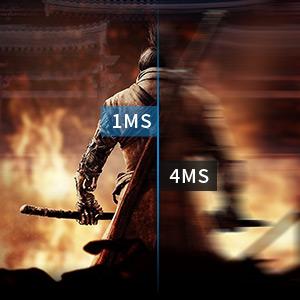 1ms Response Time