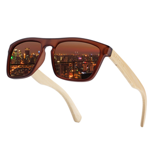 bamboo brown sqaure