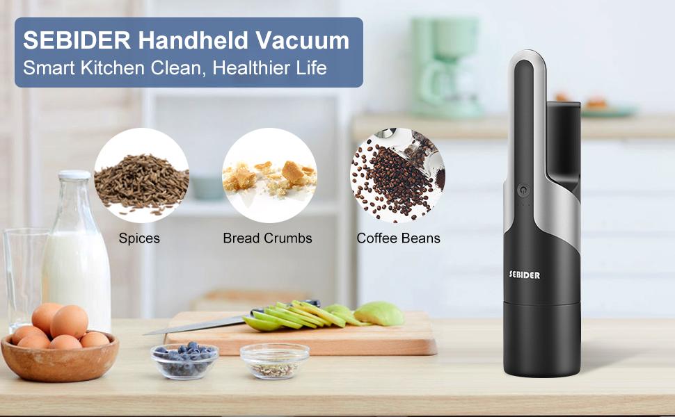 mini handheld vacuum cleaner