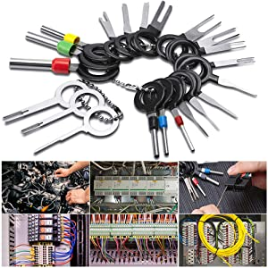 60pcs wire terminal removal tool