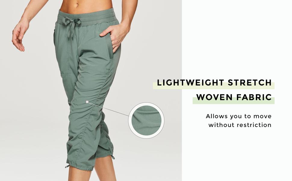 Lightweight Stretch Woven Fabric