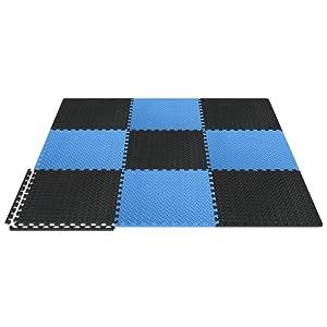 Gym Mat Exercise Mats Puzzle Foam Mats Gym Flooring Mat Interlocking Foam Mats with Foam Floor Tiles