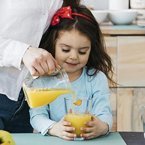 Wine Glass Clip Charm Drink Marker Kid Juice Safe Mother Daughter Orange Juice Drink Markers