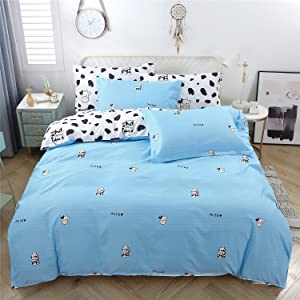 cow comforter cover set
