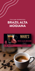 Dark Roast Coffee Espresso Capsules Espresso Pods Nespresso Pods Ristretto Intenso Variety Espresso