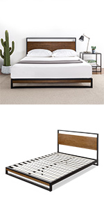 ZInus IRonline Bed Frame