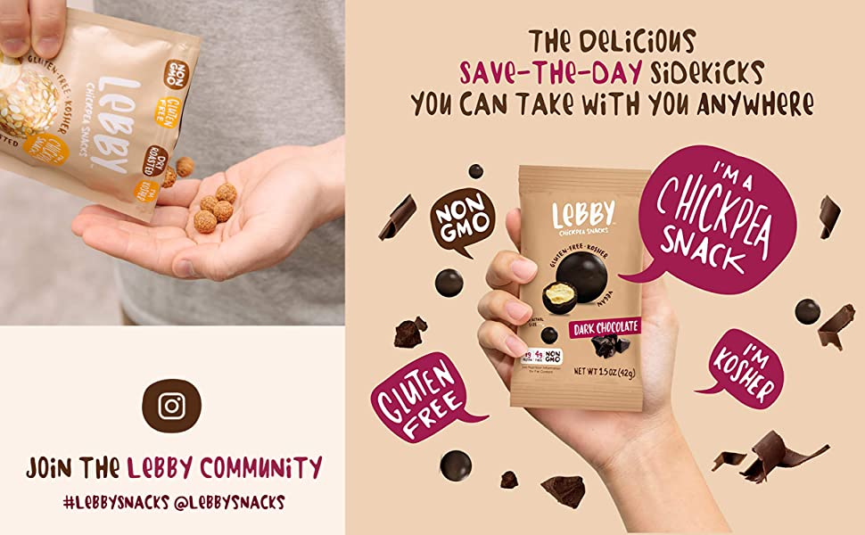 The Delicious Save-the-day Sidekicks you can Take with you Anywhere