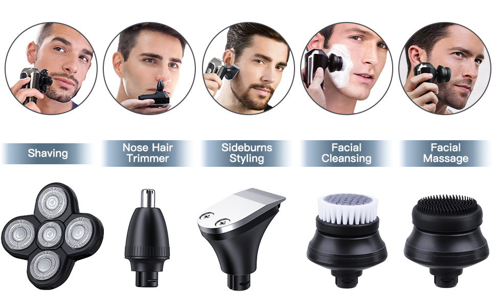 all in one beard trimmer hair trimmer