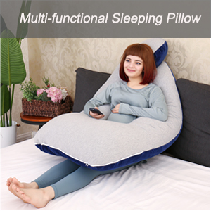 You can cuddle this multi functional pillow for reading, watching TV or use it as nursing pillow.