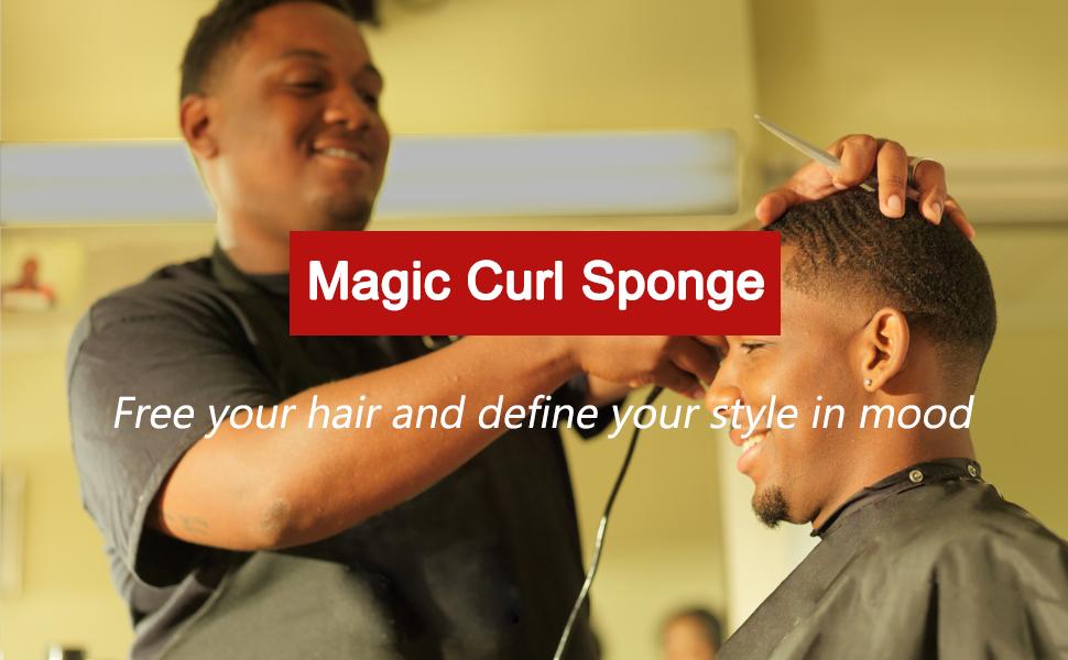 hair sponges for black men